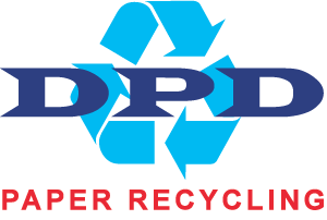DPD Paper Recycling logo
