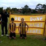 James and Jason U14 2011 Banner